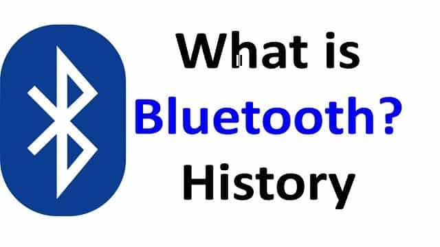 What is Bluetooth and how does is work